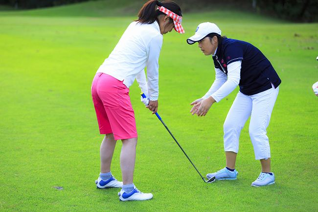ゴルフスクールの仕組み