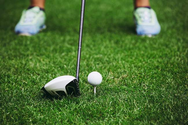 私のゴルフスクールの場合