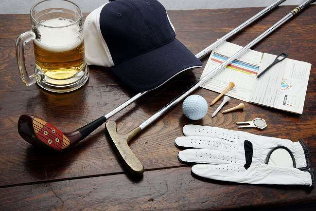 ゴルフの練習に持っていくべきものは?