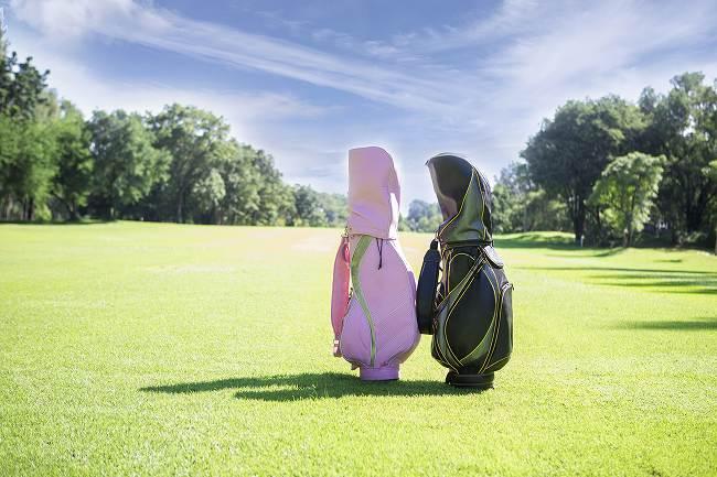 ゴルフの女性比率が重要